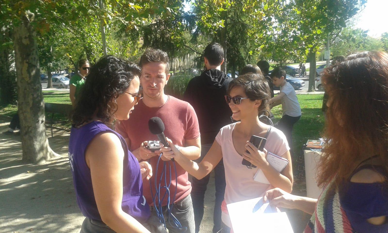Entrevistas Ana y Juanma